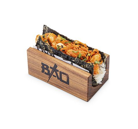 Sushi taco КРЕВЕТКА