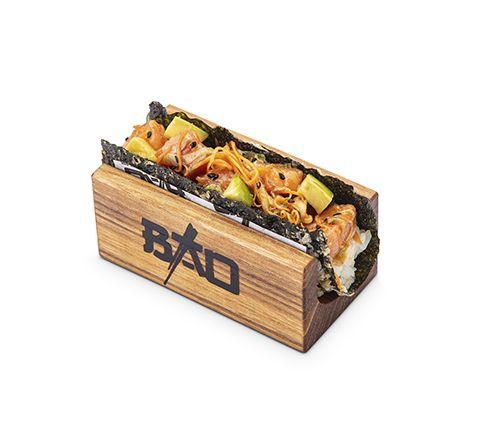 Sushi taco ЛОСОСЬ, АВОКАДО